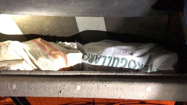 Van'da 57 kilo eroin ele geçirildi