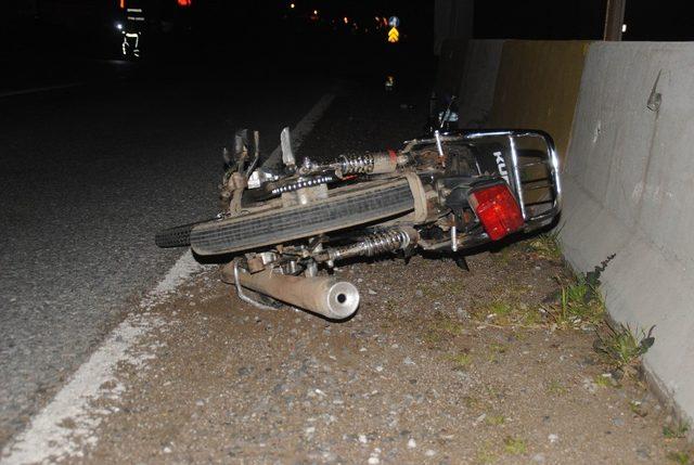 Vicdanız sürücü çarpıp kaçtı