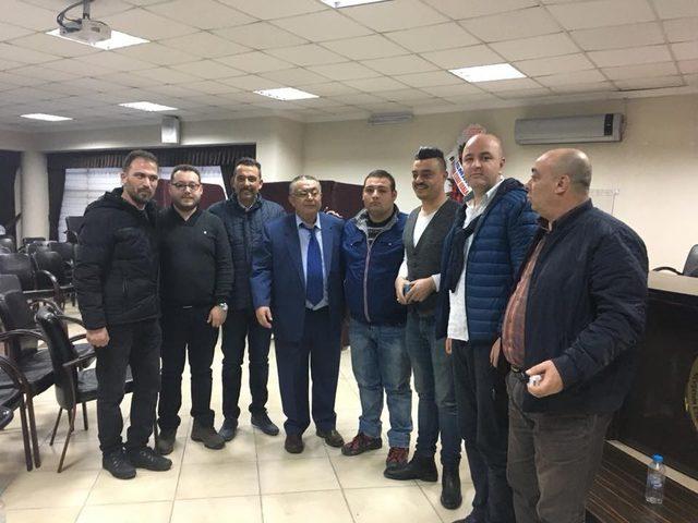Nevşehir Bakkallar ve Bayiler Oda Başkanlığı seçimi yapıldı