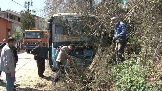 Uzmanlar otobüs kazalarını değerlendirdi;
