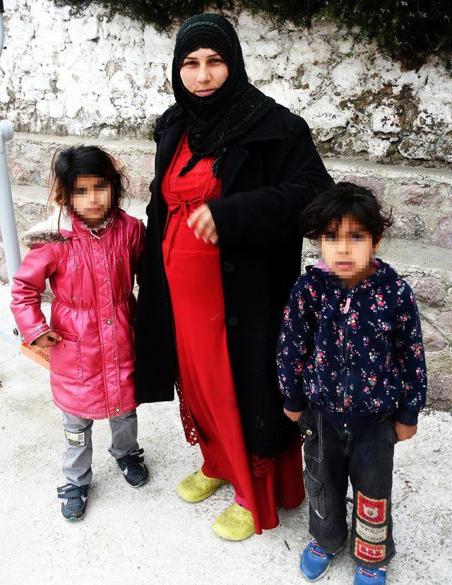 Afrin'den kaçıp Bodrum'a gelen öğretmen ve ailesinin dramı