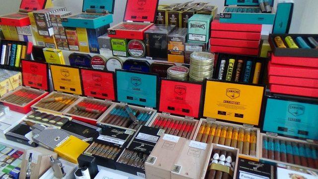 İstanbul'da kaçak tütün mamulleri operasyonu