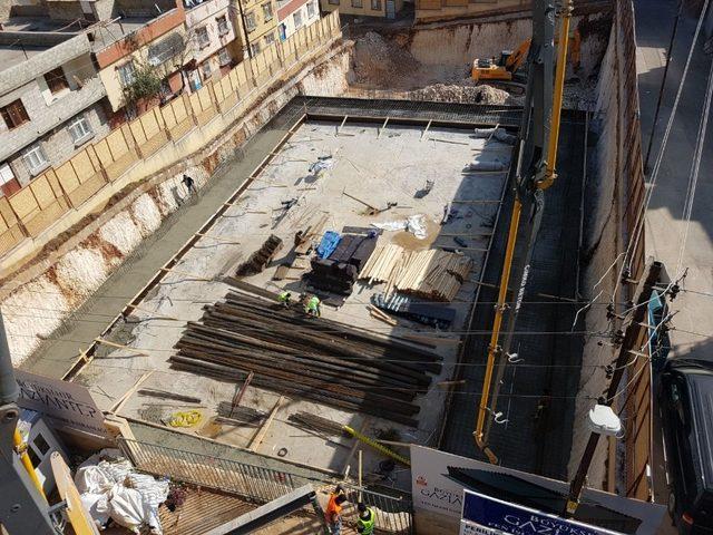 Perilikaya Spor Salonu ve Aşevi inşaatına başlandı