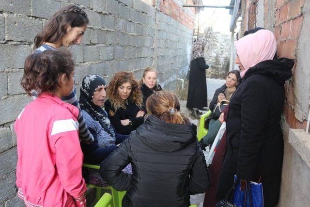 Hani'de kadın çatıştayı hazırlıkları başladı