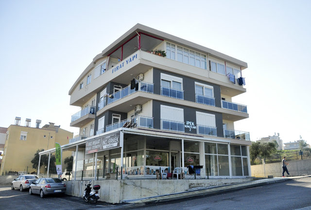 Kıbrıs gazisine icra şoku