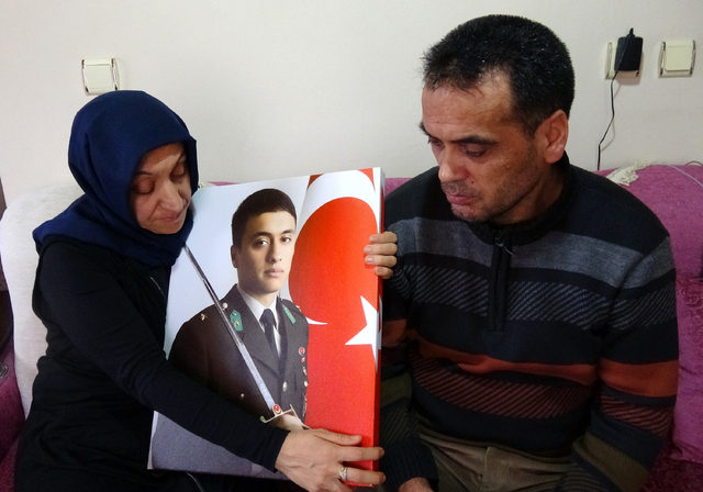 Teğmen Yayla'nın annesine ikinci şehit acısı