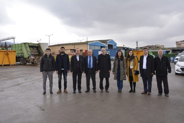 Atık Getirme Merkezi Türkiye'ye örnek