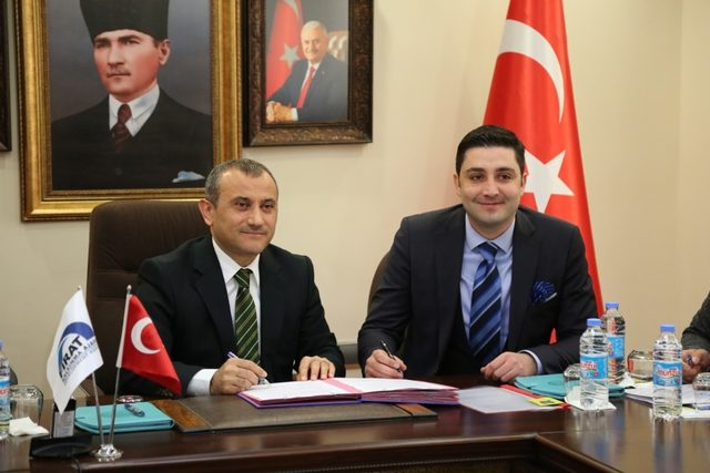 Tunceli'de FKA Teknik Destek Programı kapsamında kabul edilen projeler imzalandı
