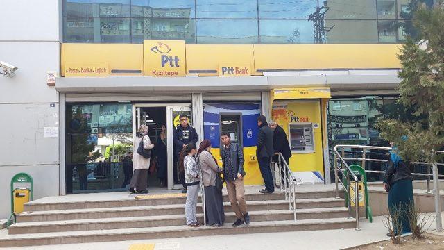 PTT'deki internet kesintisi Kızıltepelileri mağdur etti