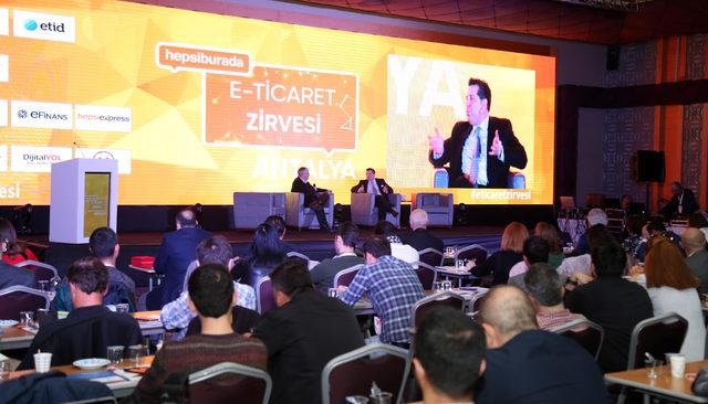 Hepsiburada'dan, Antalya'da e-ticaret zirvesi