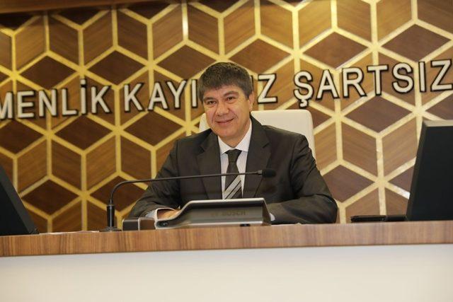 Türel'den CHP'li Meclis üyesine sert Balbey cevabı