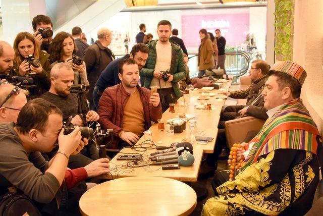 Kırkpınar Ağası Çetin'den Mehmetçiklere destek çağrısı