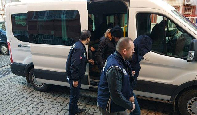Tekirdağ'da terör propagandasına 3 tutuklama