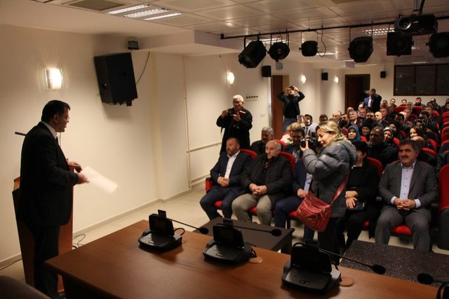 """Mehmet Ünek: """"2019 seçimlerini kazanacağımızdan en ufak bir şüphem yok"""""""