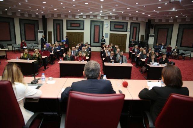 Melikgazi Belediyesi Şubat Ayı Meclis Toplantısı Yapıldı