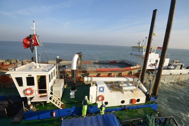 Yüzülebilir Körfez için uluslararası ihale
