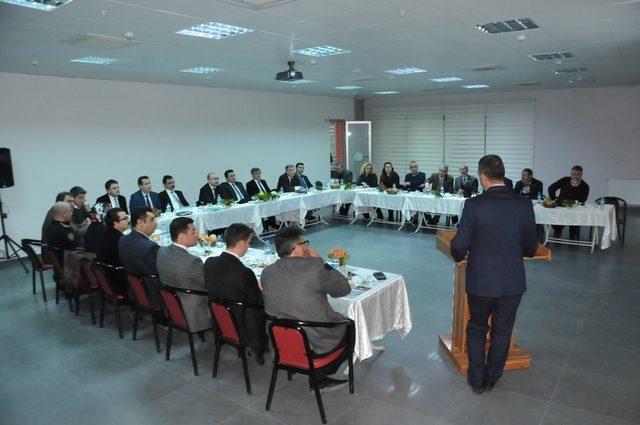 Bozüyük Belediyesi'nde birim müdürleri toplantıları sona erdi
