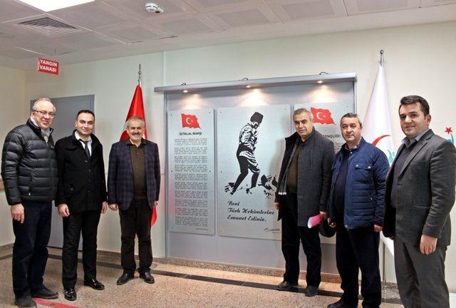 Araç Devlet Hastanesi'nin yeni hizmet binası hizmete açıldı