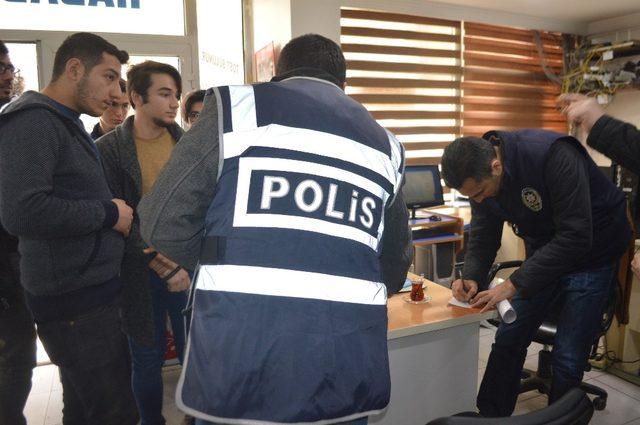 Mardin polisinden, çocuk ve gençler için uygulama