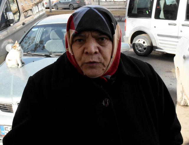 80 yaşındaki kadına kapkaççı şoku