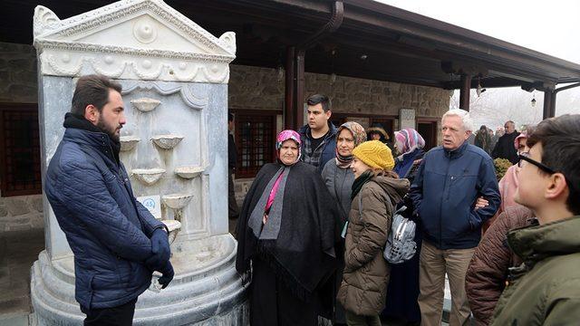 Esenlerliler Mevlana diyarı Konya'yı geziyor