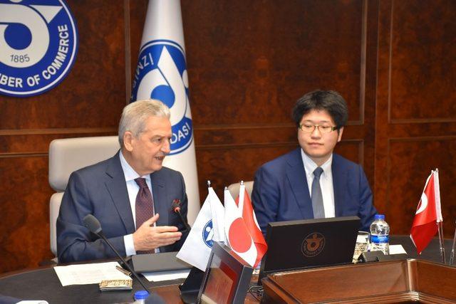 """Japon turistler """"Zeytin Rotası"""" ile İzmir'e gelecek"""