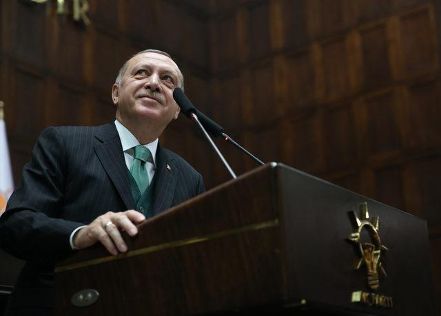 Erdoğan: Afrin'deki bu operasyonlar kararlı bir şekilde devam ediyor, edecek İdlib'le devam edecek (1)