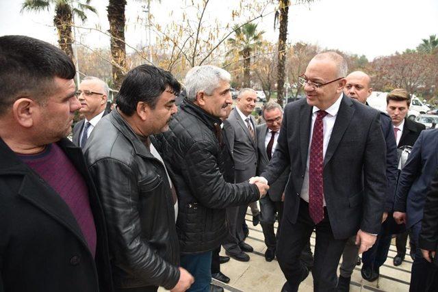Salihli'ye 220 milyon liralık yatırım