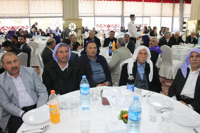 Şanlıurfa'da husumetli aileler barıştı