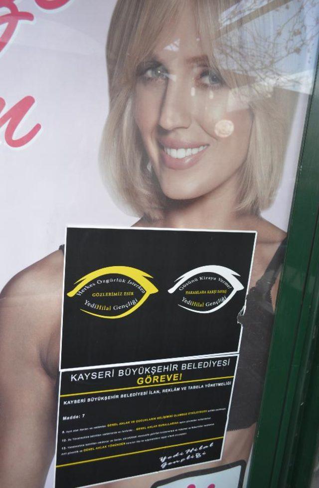 Sütyen reklamını 'ahlaksız' diye kapattılar