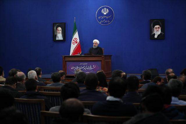 Ruhani: İsteğimiz bu operasyonun bir an önce son bulmasıdır