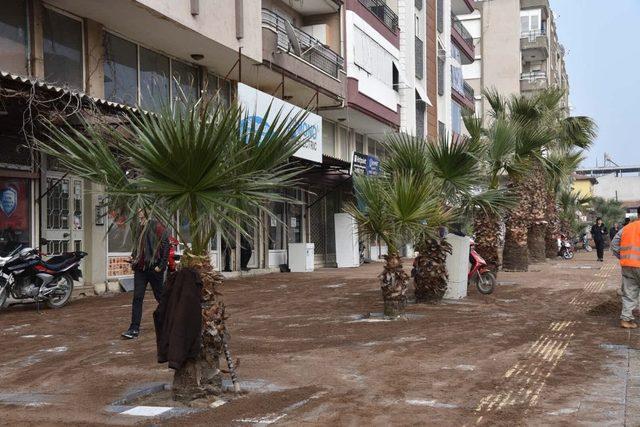Salihli'nin yağmur suyu çilesi bitiyor