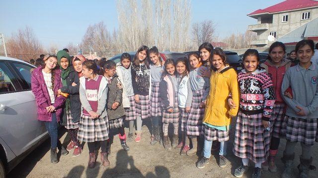 Kaymakam Kırlı'dan okul ziyareti