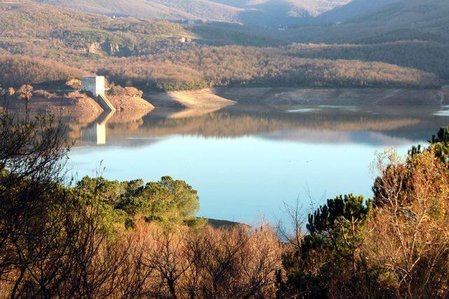 Gökçe Barajı'nın doluluk oranı yüzde 65'e yükseldi