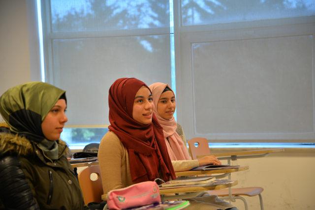 Türkiye'de aldıkları eğitimle Suriye'yi yeniden inşa edecekler