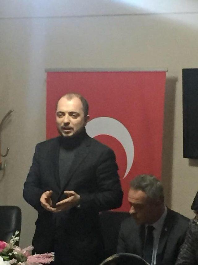 Başkan Karabıyık, Söğüt İlçe Haftalık İstişare Toplantısı'na katıldı