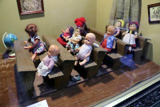 Türkiye'nin en büyük oyuncak müzesi
