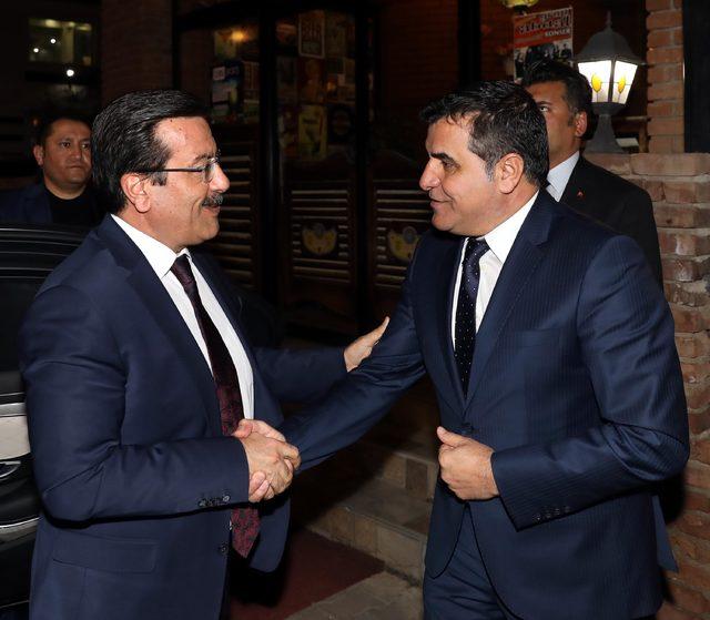 Başkan Vekili Atilla: Diyarbakır'da esnafımızın sorunlarını birlikte çözeceğiz