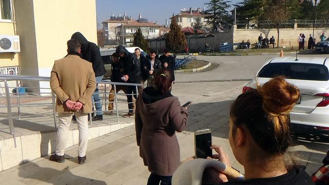 Karaman'da FETÖ operasyonunda 4 kişi adliyeye sevk edildi