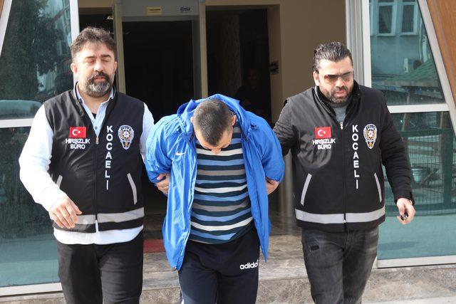 21 evden hırsızlık yapan 2 zanlı yakalandı