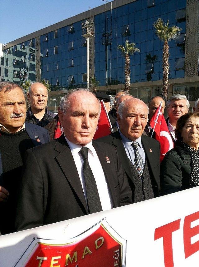 Osmaniye TEMAD'tan Zeytin Dalı Operasyonu'na destek