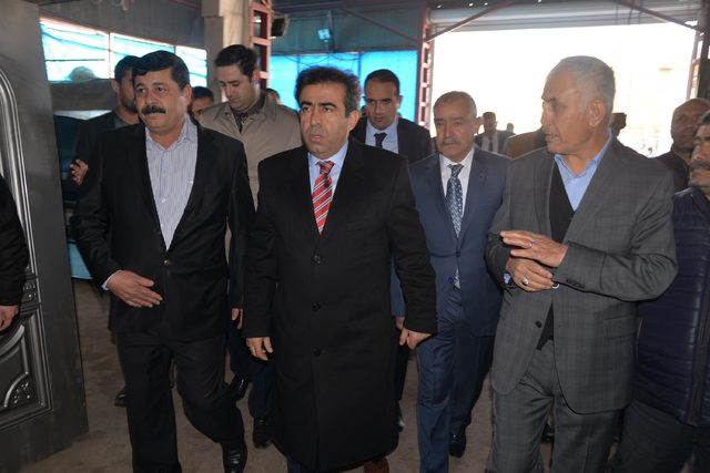 Vali Güzeloğlu: Diyarbakır'ı 2023'te tarımsal üretim merkezi yapacağız