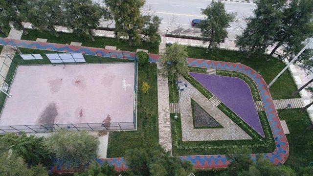 Gençlik Parkı nisan ayına hazır
