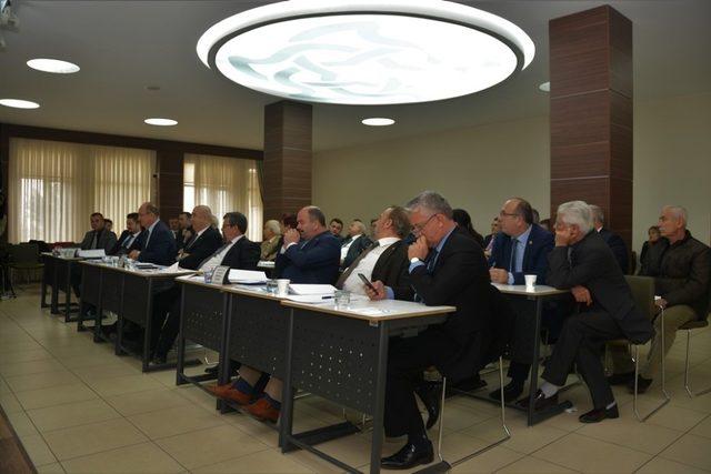 Süleymanpaşa Belediyesi şubat ayı meclis toplantısı gerçekleştirildi