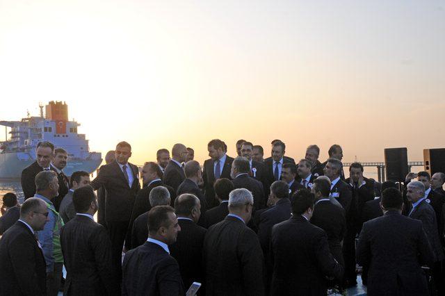 Bakan Albayrak: Düşen her top ve mermi Reyhanlı'yı, Hatay'ı ve Türkiye'yi kenetliyor (2)
