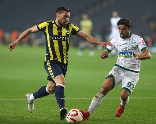 Fenerbahçe, Türkiye Kupası yarı finalinde Beşiktaş'ın rakibi oldu