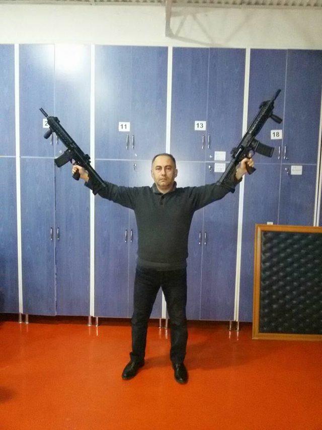 Silah fabrikasındaki işçilerden Zeytin Dalı Harekâtı'na bir günlük mesai desteği