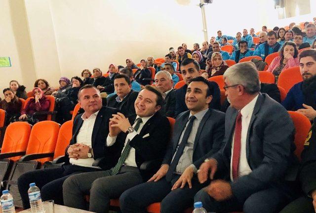 Büyükşehir vatandaşları diyabet seminerinde bilgilendirdi