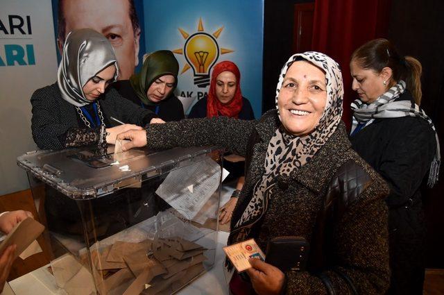 AK Parti Altındağ Kadın Kolları 5. Olağan Kongresi