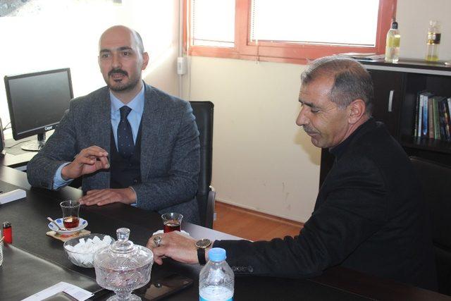 AK Parti Şavak Aşireti'ni kongreye davet etti